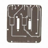Wholesale 2-layer Teflon PCB with High-frequency for Communication from china suppliers