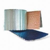 Wholesale Bubble Foil Insulation, Used for Wall, Roof and Attic, with Fireproof Feature from china suppliers