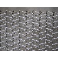 Wholesale Balanced Weave Metal Conveyor Belts,Drip Chain Wire Mesh Belts for Bottom Ash Hopper from china suppliers
