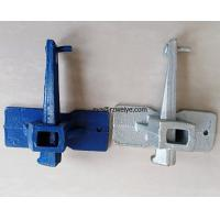 Wholesale Zinc plated QT450-10  510g paiting wedge coupler formwork clamp in stock from china suppliers