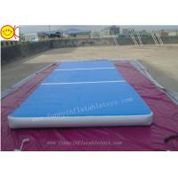 Wholesale 2X4 Tumble Track Drop Stitch Inflatable Matress For Gymnastics from china suppliers