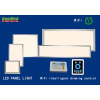 Buy cheap WIFI Intelligent Dimming LED Flat Panel Light 12W Natural White For School, Hotel from wholesalers