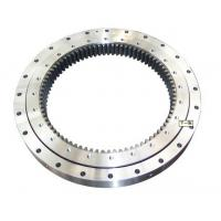 Wholesale Single Row Slewing Ring Bearings of External Gear For Construction Machinery from china suppliers