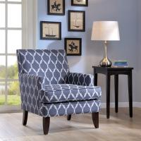 """Wholesale Sany Patterned Arm Accent Chair Bedroom 29W""""*30D""""*32.25""""H Inch from china suppliers"""