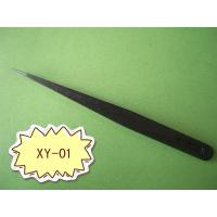 Wholesale Anti static Cleanroom ESD Plastic Tweezer from china suppliers