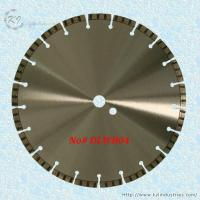 Wholesale Laser Welded Diamond Turbo Saw Blade for Cutting Concrete and Granite - DLWB04 from china suppliers