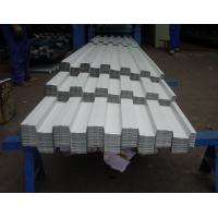 Buy cheap Galvanized Corrugated Steel Sheet for Building Outside Decoration from wholesalers