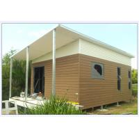 Wholesale Light Steel Structure Australian Granny Flat / Foldable House With Light Weight from china suppliers