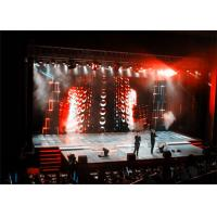Wholesale 1R1G1B Rental Outdoor LED Displays , High Resolution led video wall 4500 nits from china suppliers
