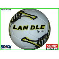 Wholesale Custom Printed PVC Synthetic Training Soccer Balls Official Size for Adults from china suppliers