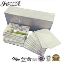 Quality Plastic Photo ID Card / PVC Business Card / PVC Student Card / PVC Employee Card for Epson R210 R290 R270 T50 P50 for sale