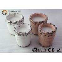 Wholesale Personalized Anti Mosquito Candle , Decorative Citronella Candleser from china suppliers