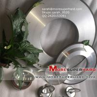 Wholesale Sharp cutting resin bond diamond/cbn wheel for high speed steel  sarah@moresuperhard.com from china suppliers