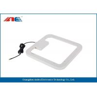 Quality 65CM Reading Range 13.56 MHz Loop Antenna , ABS Small Loop Antenna for sale