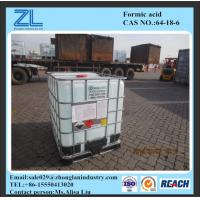Wholesale Formicacid[64-18-6] 94% from china suppliers