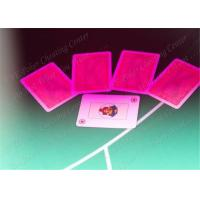 Wholesale Modiano Marked Decks for Gambling Cheat in Texas Holdem , Omaha , Baccarat from china suppliers