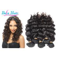 Wholesale Long Lasting French Curl Virgin Peruvian Hair Extensions No Tangle Wavy from china suppliers