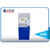 Wholesale Inquiry ATM kiosk machine with printer , indoor payment self service Kiosk from china suppliers