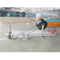 Wholesale 2*3 INCH Square Downspout Roll Forming Machine With Model Cutting By Handle from china suppliers
