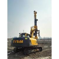 Wholesale Pile Driving Machinery , Rotary Bored Pile Drilling 31.5MPa Max Operating Pressure from china suppliers