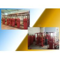 Wholesale Chemical FM 200 Fire Suppression System Of 120L Type Cylinder from china suppliers