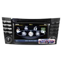 Wholesale 7''Car Stereo GPS Headunit Multimedia DVD Player for Mercedes Benz E Class W211 E200 E280 from china suppliers