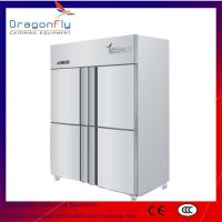 Wholesale Stainless Steel Commercial Upright Refrigerator Ventilated Cooling from china suppliers