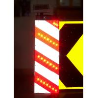 Wholesale Waterproof Solar Traffic Signs Ultra Bright LED Obstruction Marker from china suppliers