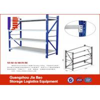 Wholesale Industrial Warehouse Storage Light Duty Racks Steel Space-Saving from china suppliers