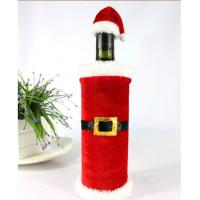 Wholesale high quality factory price decoration wool felt wine bottle bag from china suppliers