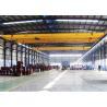 Buy cheap 5ton 10ton  single girder  electric hoist EOT bridge overhead Crane  For Steel Structure Worshop from wholesalers