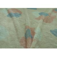 Wholesale Flame Retardant Berber Fleece Fabric Multicolored Print For Sheet / Clothing Farland from china suppliers