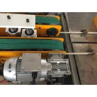 Quality 20 - 63mm Double Cavities PVC Plastic Pipe Extrusion Line For Electric Conduit Pipe for sale
