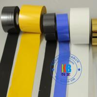 Wholesale PU PVC PET plastic label printing gold hot stamping foil on date coder machine from china suppliers