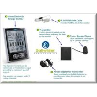 Buy cheap Smart wireless electricity energy monitors from wholesalers
