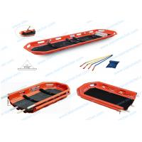 Wholesale Sturdy PE Seperatable Rescue Basket Stretcher , Fireproof Helicopter Stretcher from china suppliers