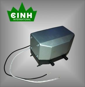 Wholesale Double Diaphragm AC Mini Silent Aquarium Air Pump For Air Cloth from china suppliers
