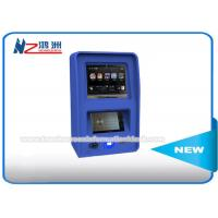 """Wholesale 17"""" Wall Mounted EPP Ticket Printing Vending Machine , Queue Ticket Dispenser Machine from china suppliers"""