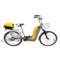 Wholesale Iron Electric Bicycles/Electric Bikes With Lead-acid Battery from china suppliers