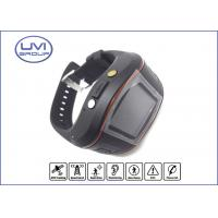 Wholesale PT202D Personal GPS Wrist Watch Tracker for Kid / Adult with SOS Emergency Alarm, Mobile HF Phone Function from china suppliers