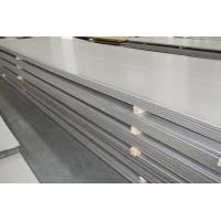 Wholesale 2B / BA / NO1 Finish Hot Rolled Steel Plate , 0.3mm - 110mm Stainless Steel Metal Sheet from china suppliers