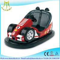 Quality Hansel game room equipment bumper cars sale commercial game machine amusement bumper car for sale