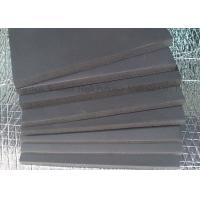 Wholesale Anti Corrosion Rubber Sound Absorbing Foam Black 50mm Thickness Acoustic Foam Panels from china suppliers
