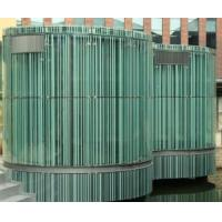 Wholesale Colored Glazing Curved Tempered Glass from china suppliers