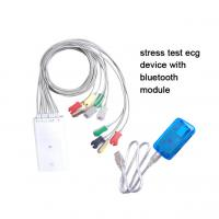Buy cheap Medical ECG Machine Wireless ECG Device Automatical Monitor and Analysis from wholesalers