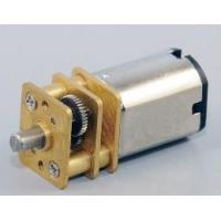 Wholesale PMDC 12mm geared DC motors with planetary gear plastic endcap from china suppliers