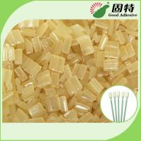 Wholesale Environmental Yellow granule Hot Melt  Medical Glue Adhesive for Disposable Cleaning Cotton Swab from china suppliers