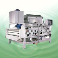Wholesale HTD Series Dual Stages Rotary Drum Thickening/Dehydrating Belt Filter Press from china suppliers