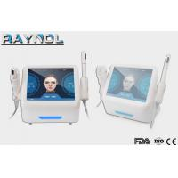 Buy cheap Beauty Equipment 2 Handles HIFU Machine for Face Lift and Vaginal Rejuvenation from wholesalers