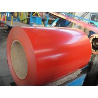 Wholesale Q235 , Q345 Pre painted GI colour coated coil , ppgi steel coil ASTM , JIS , GB Grade from china suppliers